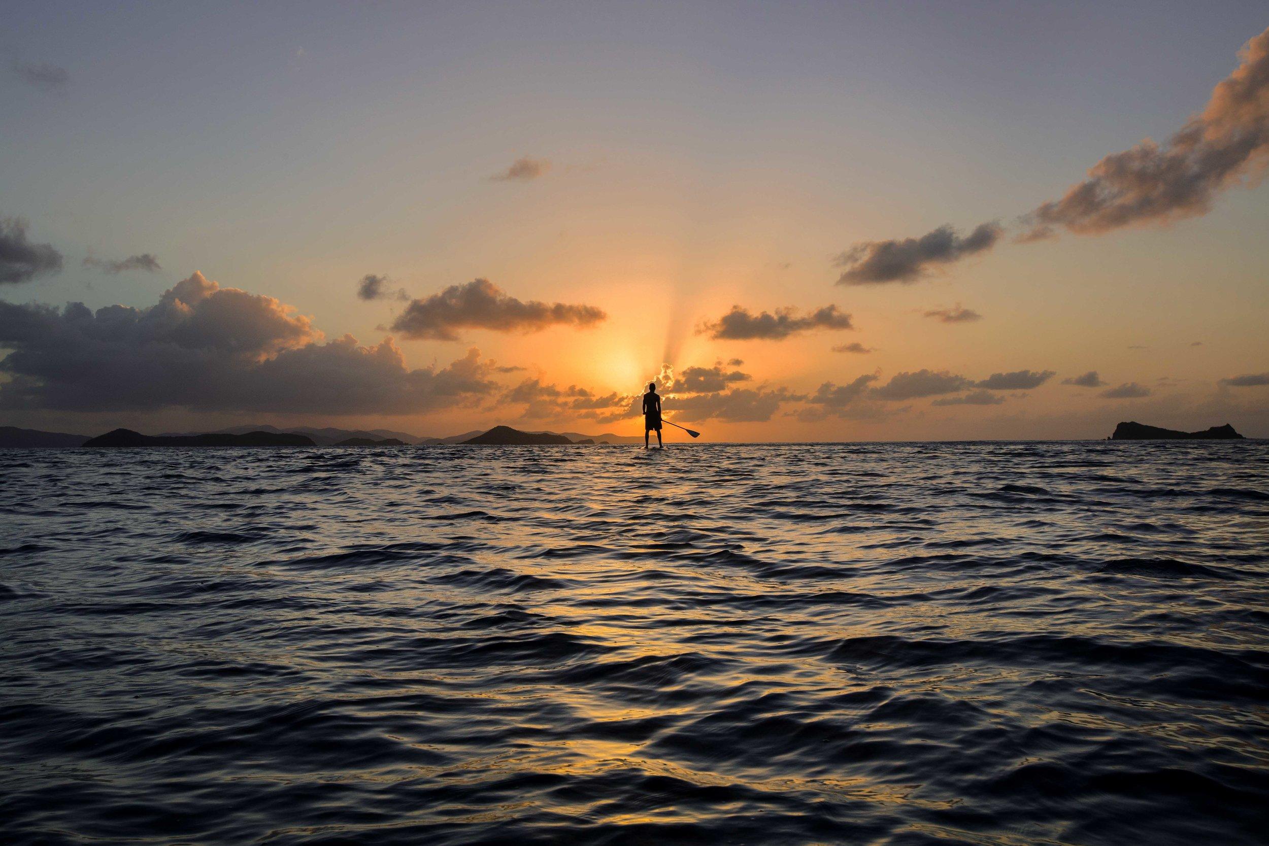Paddleboard Anthony in British Virgin Islands - B.Hall.jpg