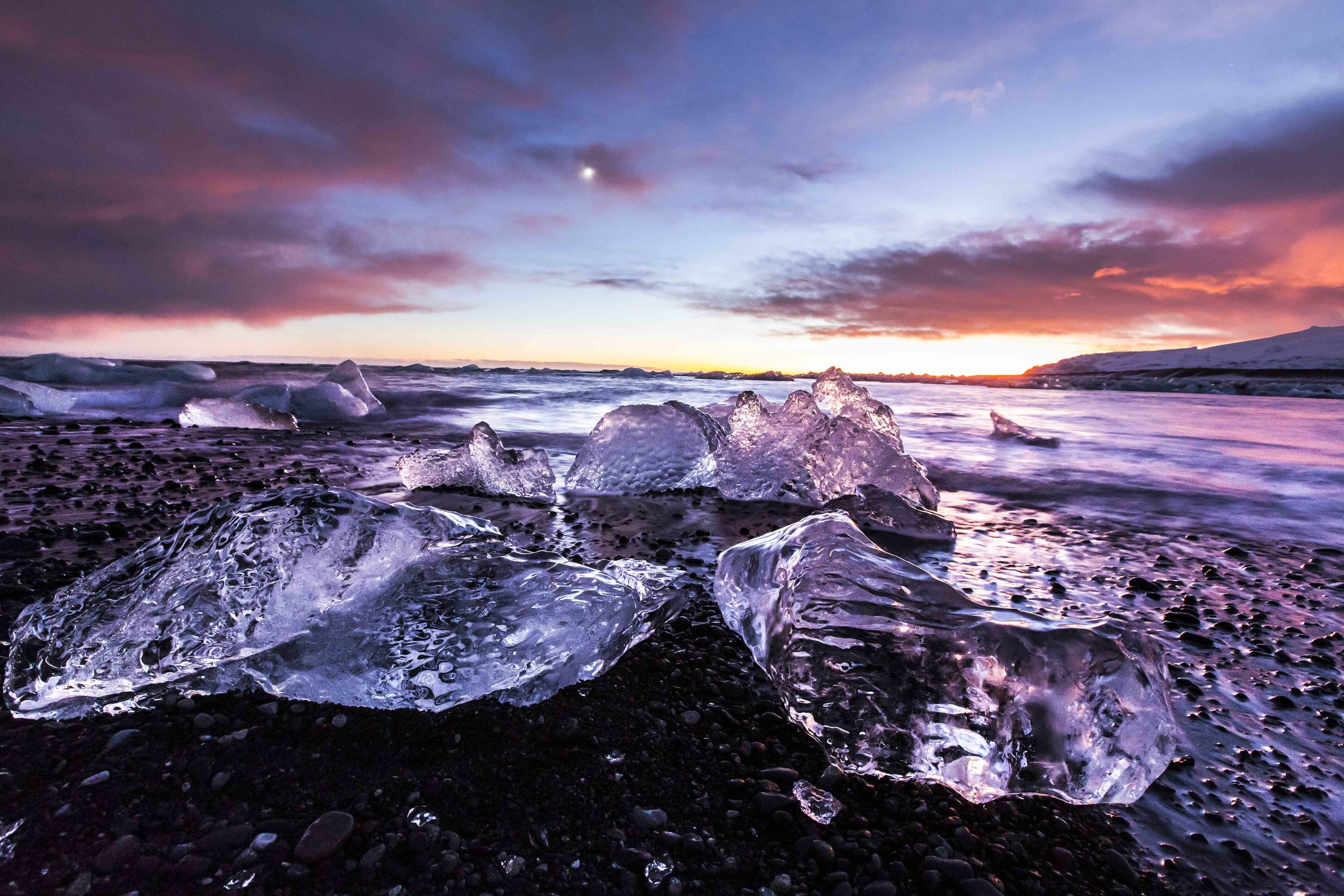 Iceland - Sunset Jokulskarlon.jpg