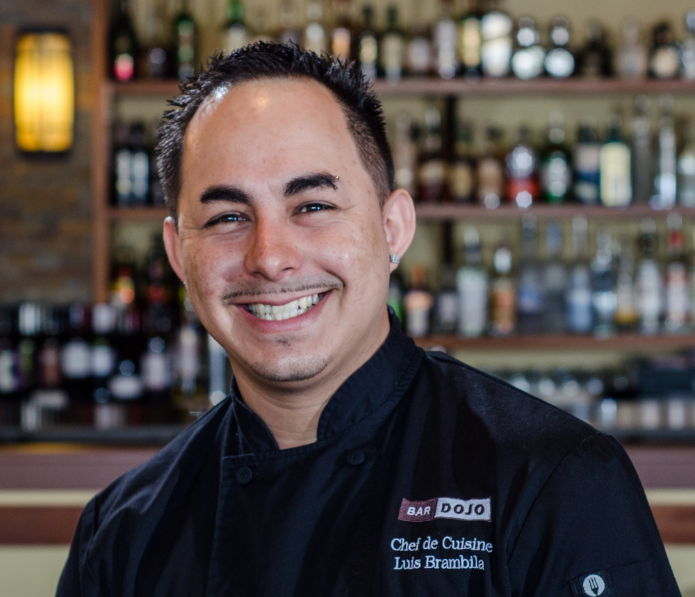 Chef de Cuisine Luis Brambila