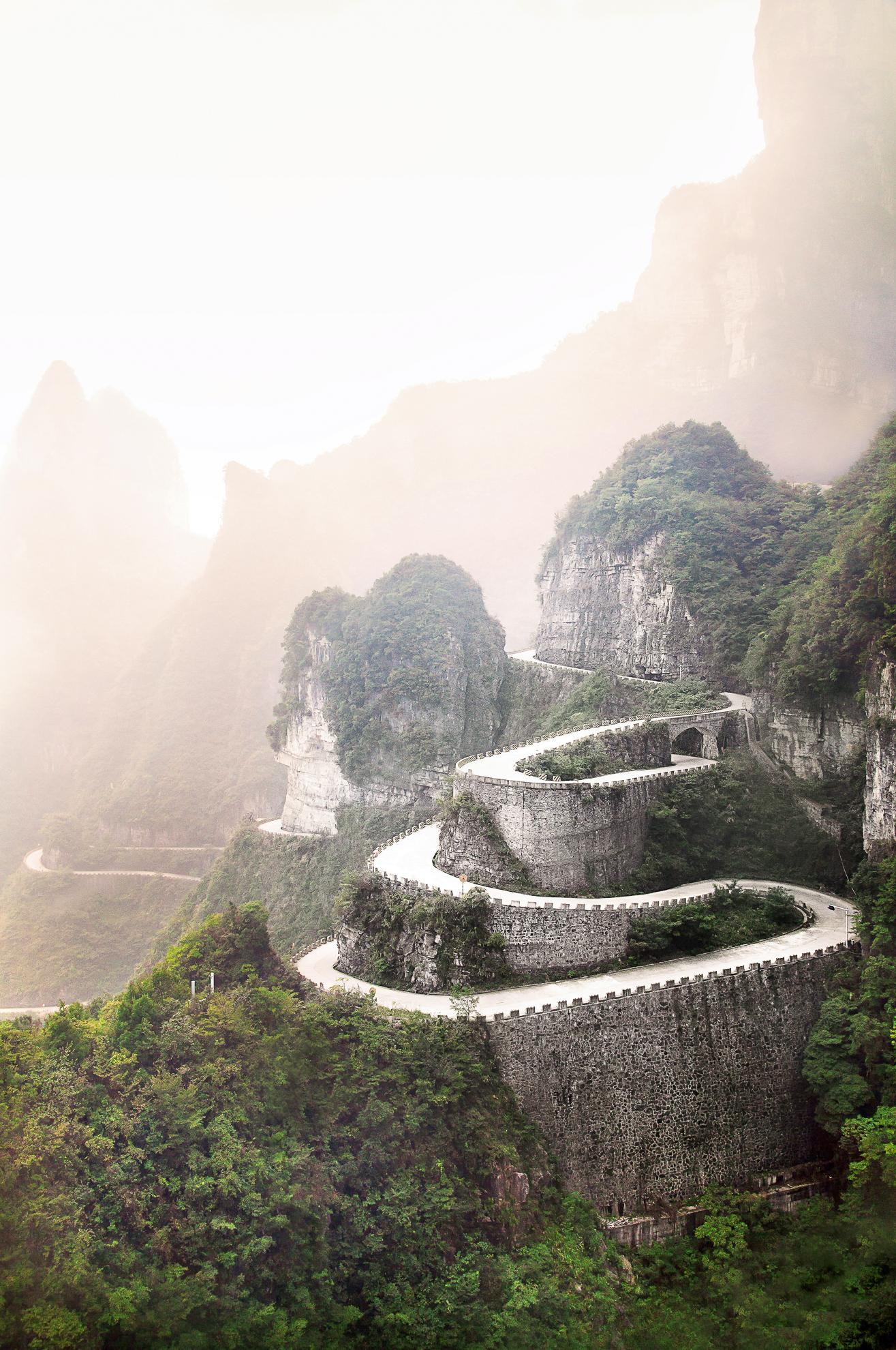 Tianmen Mountain - China