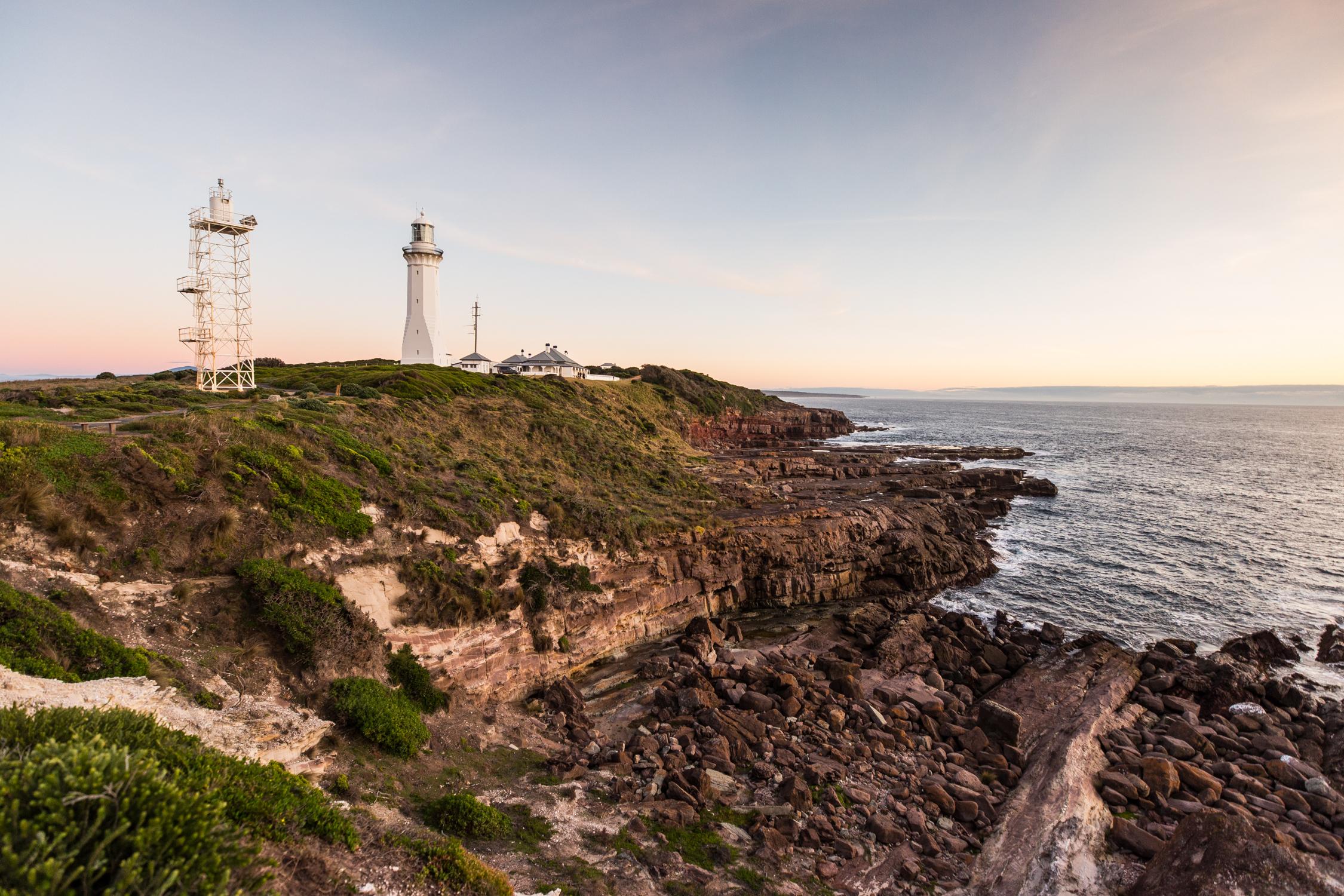 Green Cap Lighthouse - Destination NSW