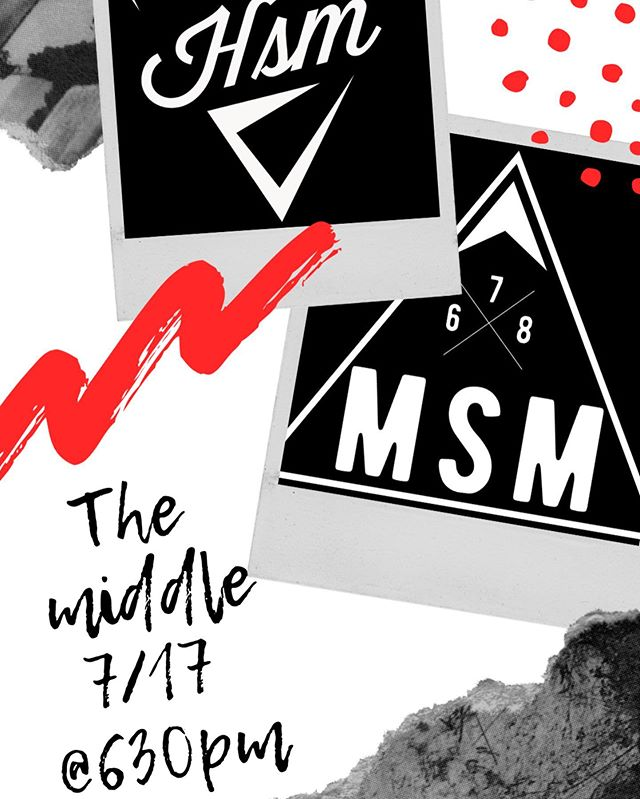 """We're so excited to be launching our midweek youth service """"the middle"""" starting next month on Wednesday July 17 at 6:30pm for middle and high school students. There's going to be food, games, prizes, and an awesome word. We hope to see you there!!!!"""