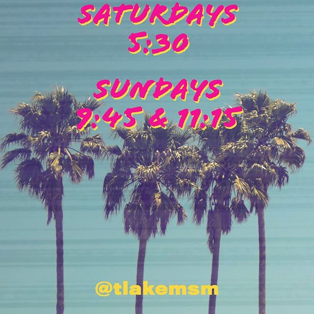 MSM you know where to be this weekend 😎 Also don't forget to sign up for summer camp spots are almost full! We'll see you this Saturday and Sunday!