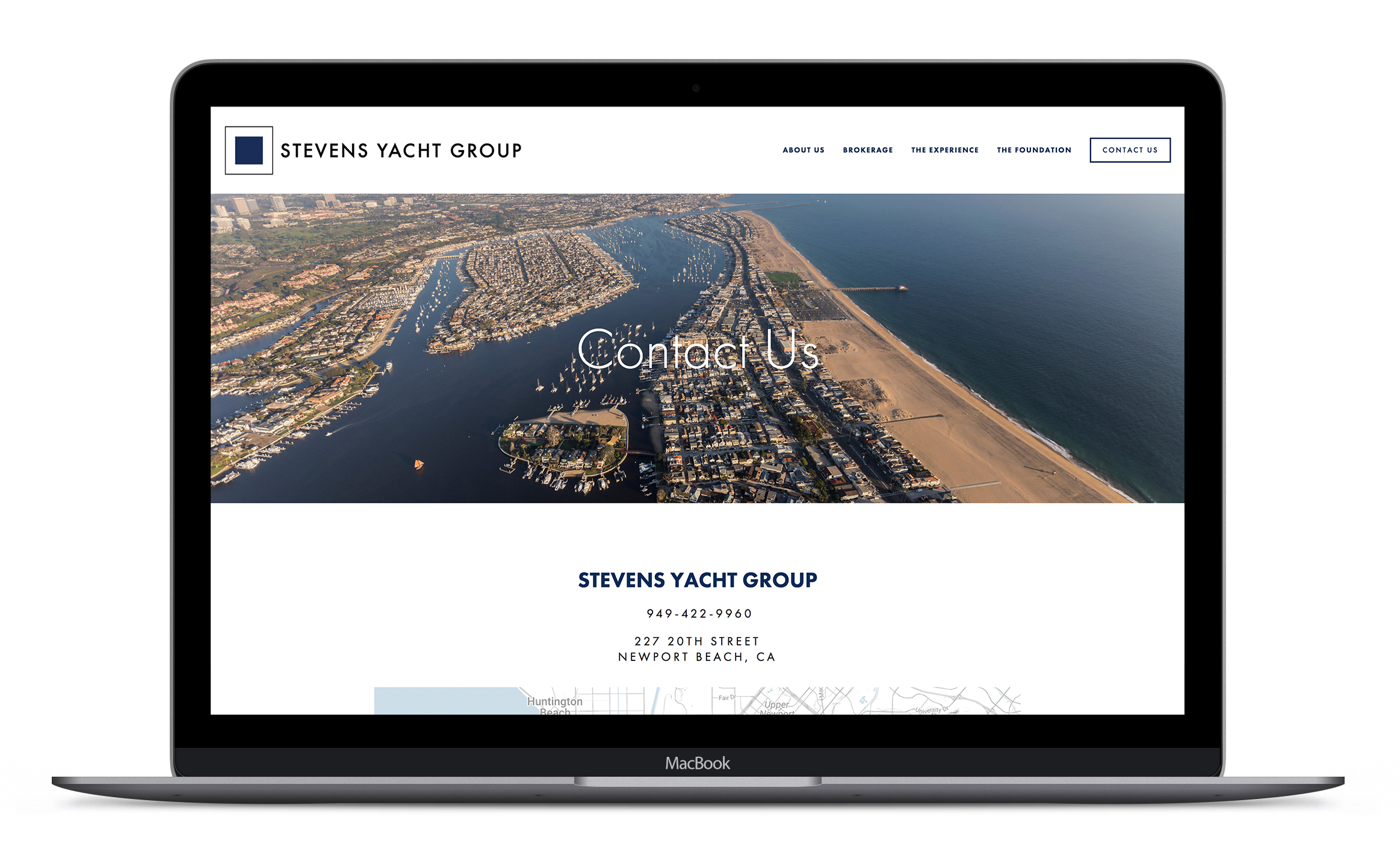 Portfolio---Stevens-Yacht-Group---Website---Contact-Us.png