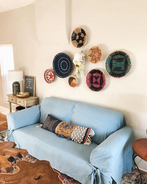 Mary Rachel Heard's Colorado living room