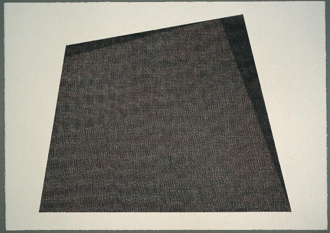 Liu Wentao 刘文涛, Untitled 无题, 2006, Pencil drawing on paper 纸上铅笔素描, 56 x 76 cm