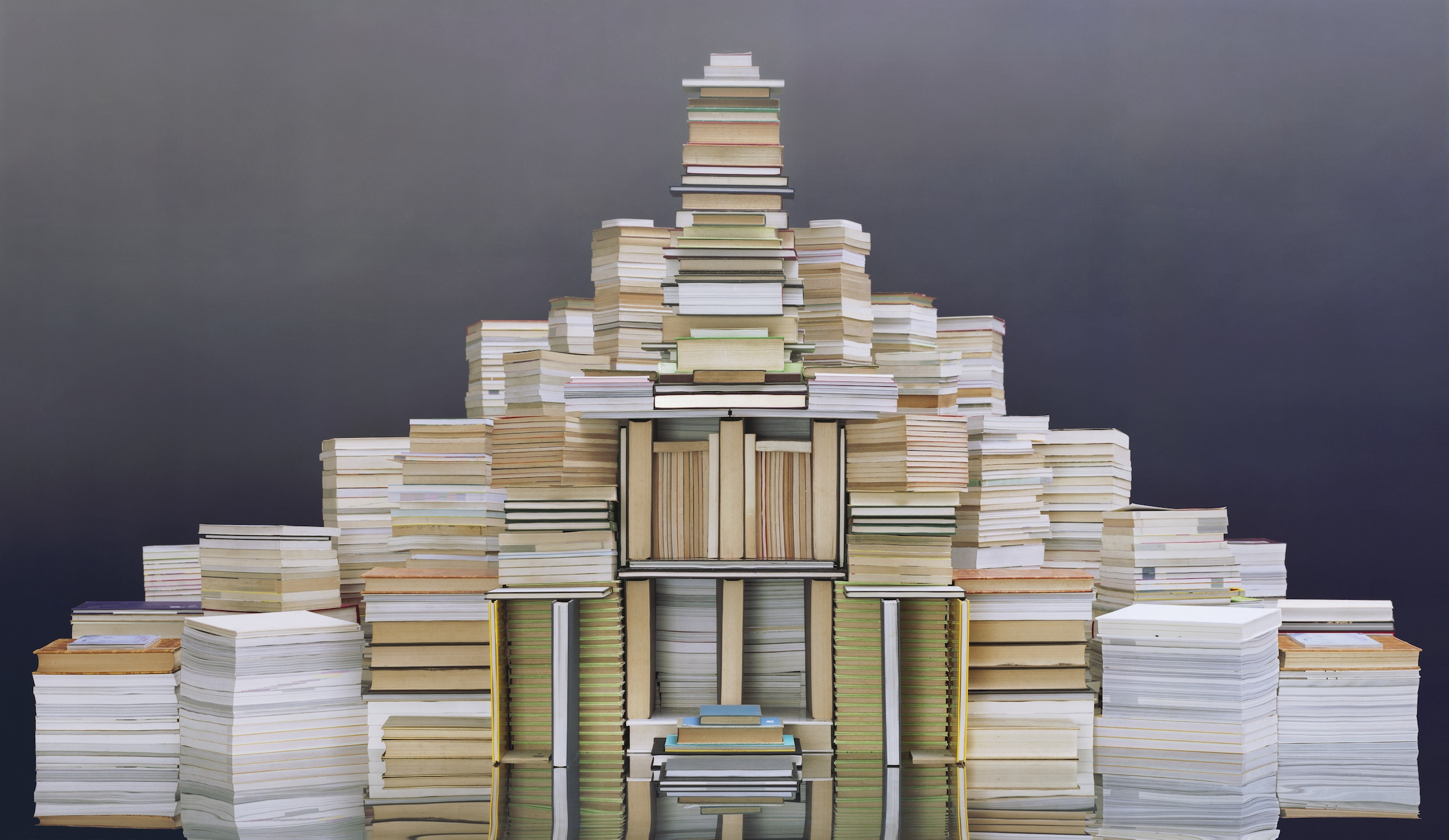Ji Zhou 计洲, Maquette No.4 模型之四, 2014, Ultra Giclee 艺术微喷, 145 x 250 cm, Ed of 4