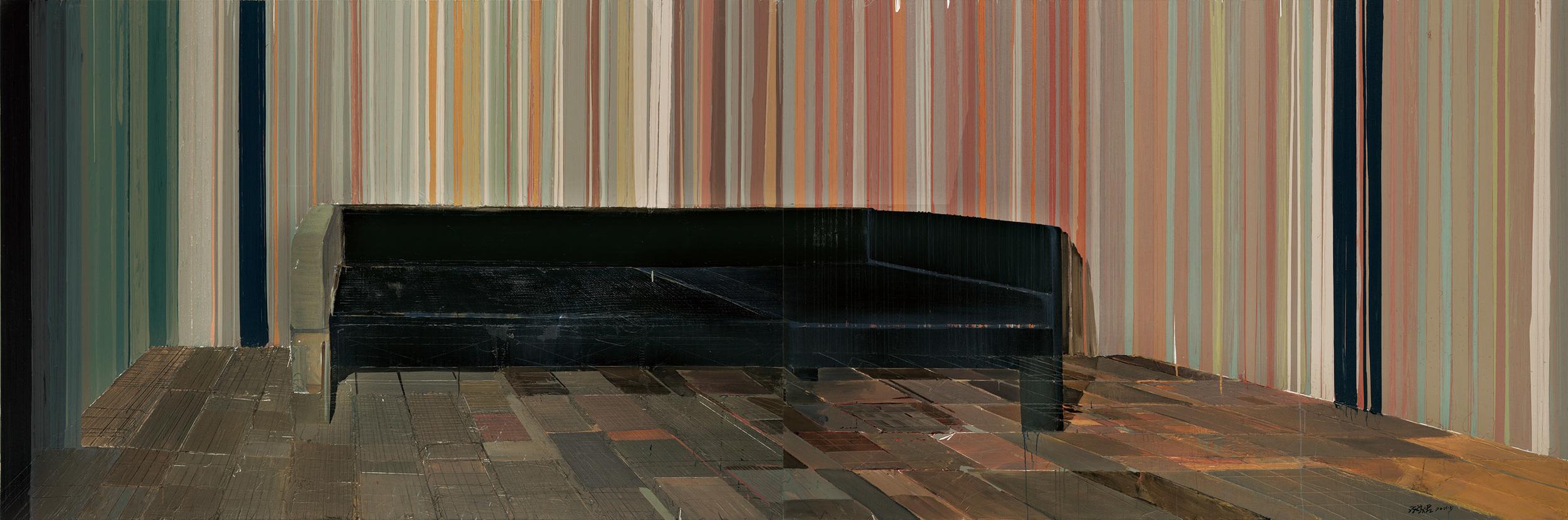 亚洲地境_12平方米,布面丙烯,2011_200x600cm (Two panels).jpg
