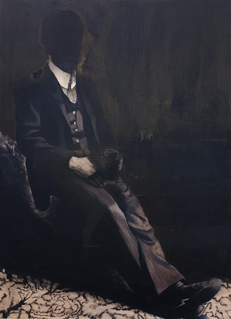 Chen Yujun 陈彧君, Untitled NO.20110606 无题NO.20110606, 2011, Acrylic on canvas 布面丙稀, 150 x 110 cm