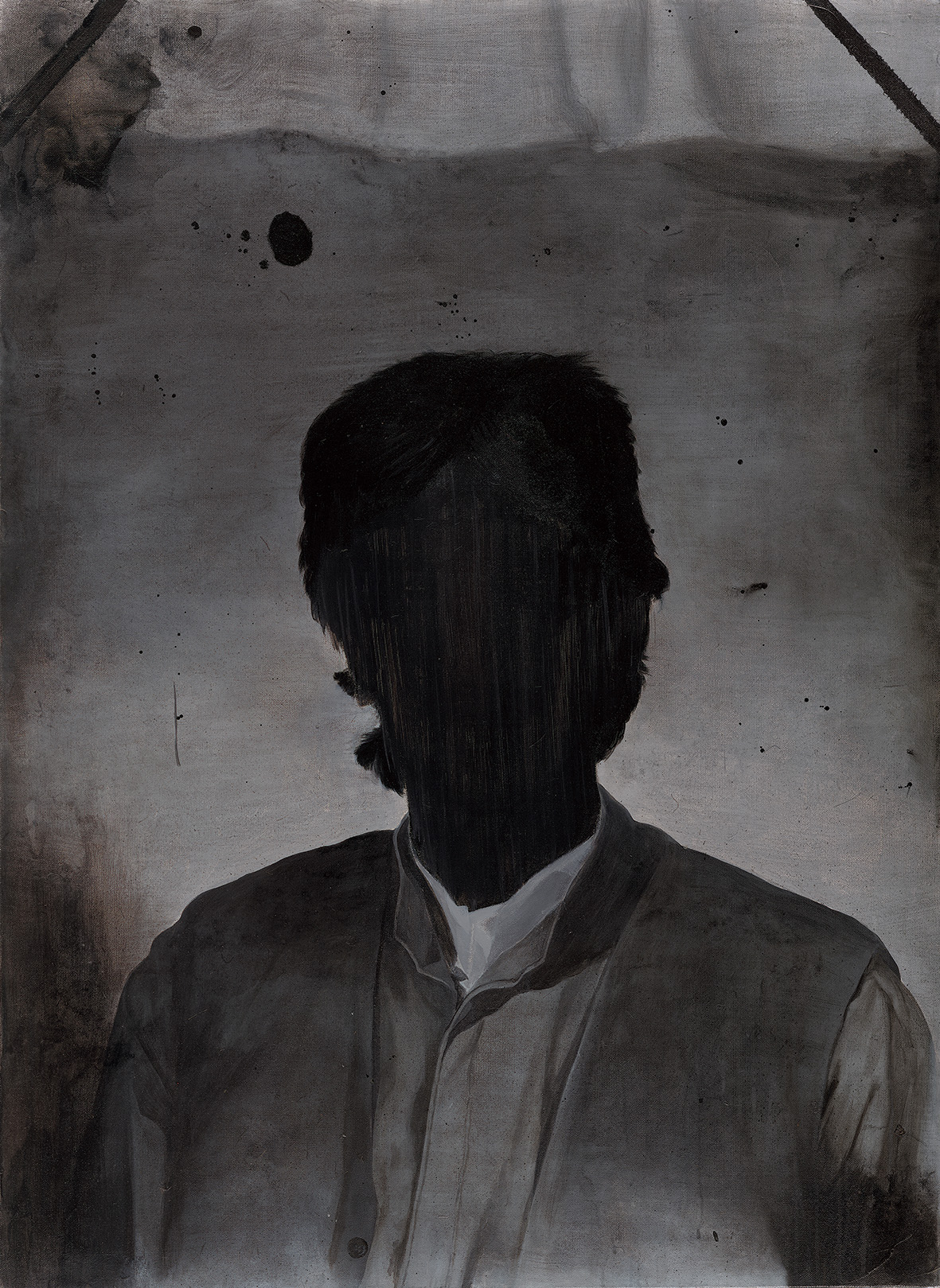 Chen Yujun 陈彧君, Untitled NO.20120816 无题NO.20120816, 2012, Acrylic on canvas 布面丙稀, 150 x 110 cm