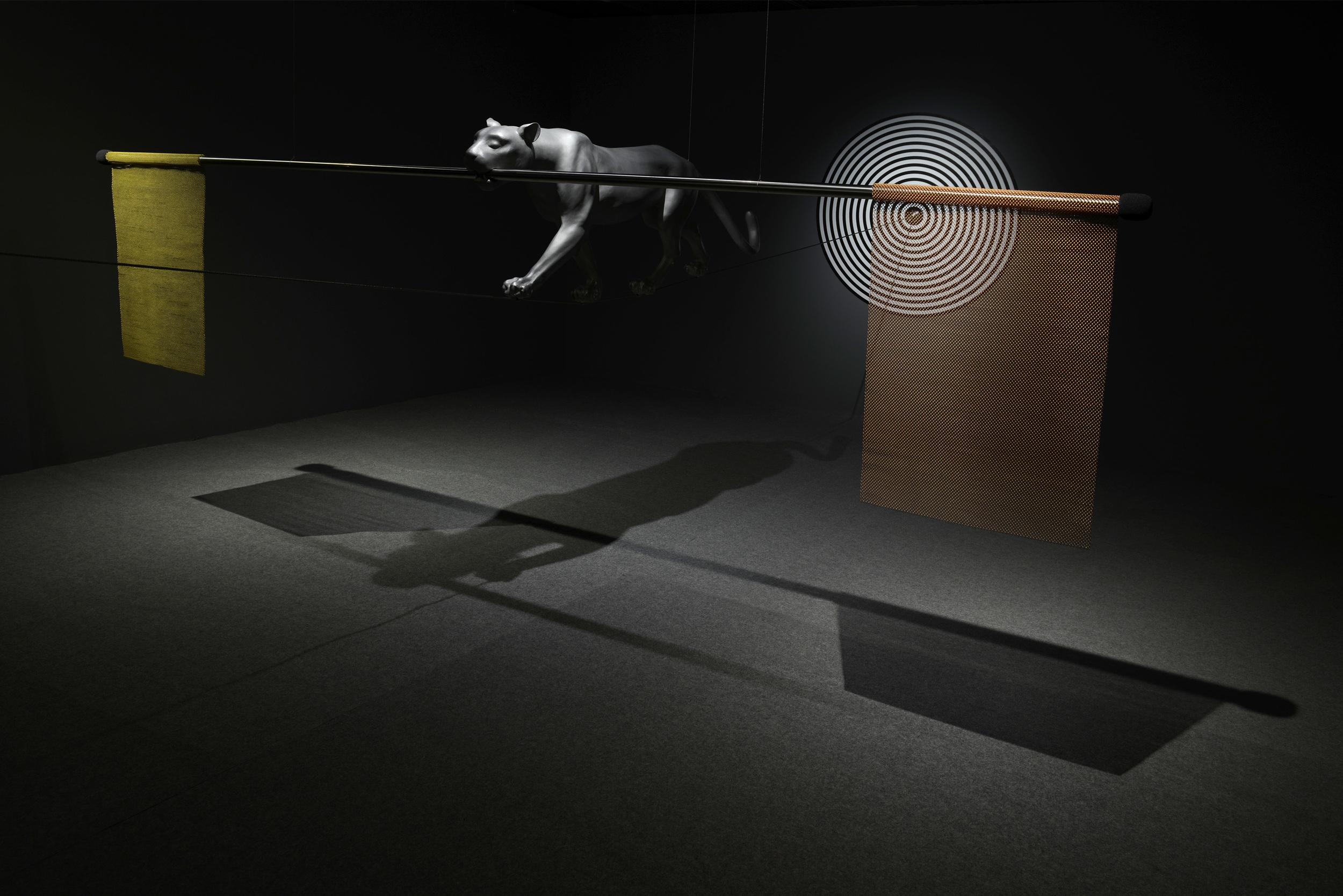 Gao Lei 高磊, ROOM-106, 2014, Mixed media installation 综合材料装置, Deminsions variable 尺寸可变