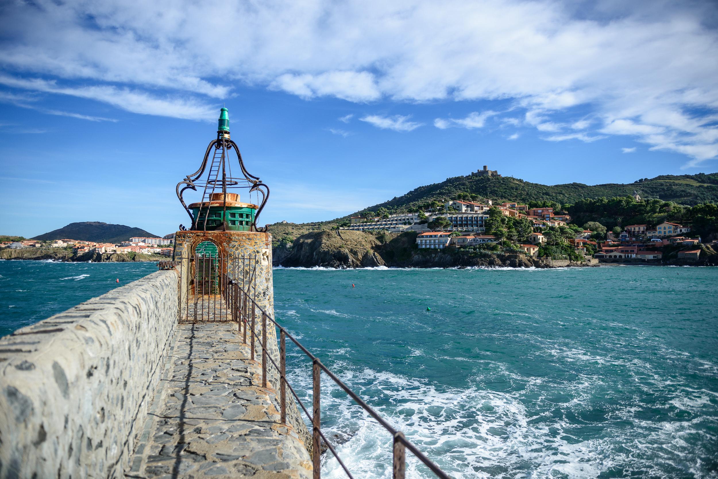 Collioure, Frankreich