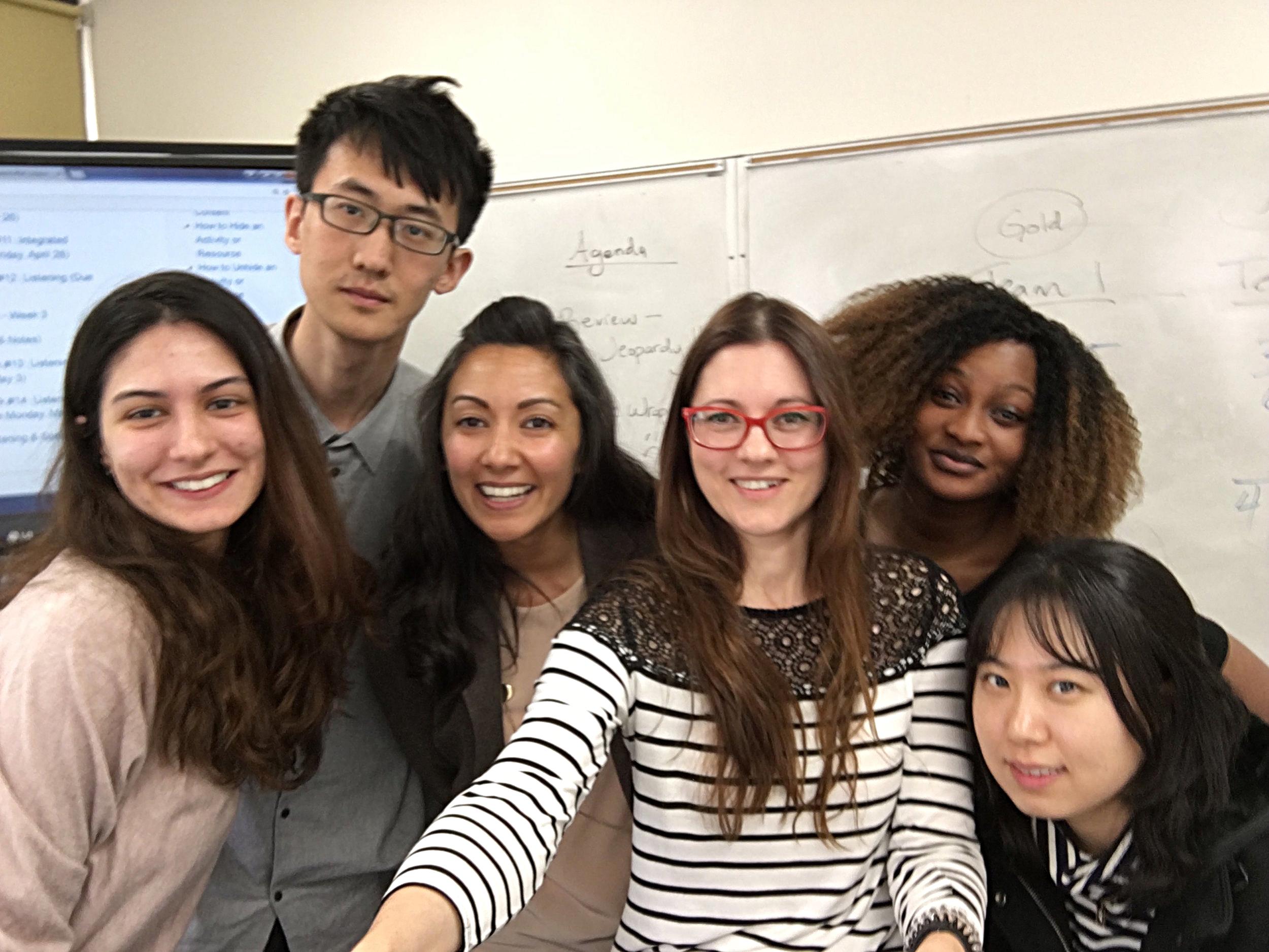 Intensive TOEFL - Spring 2017