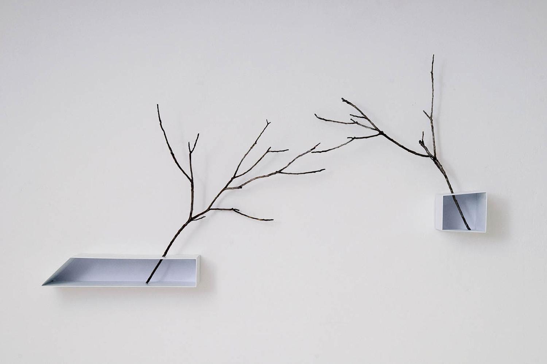 senza le ali , 2012 bronzo/bronze cm 140 x 15 x 40 ca