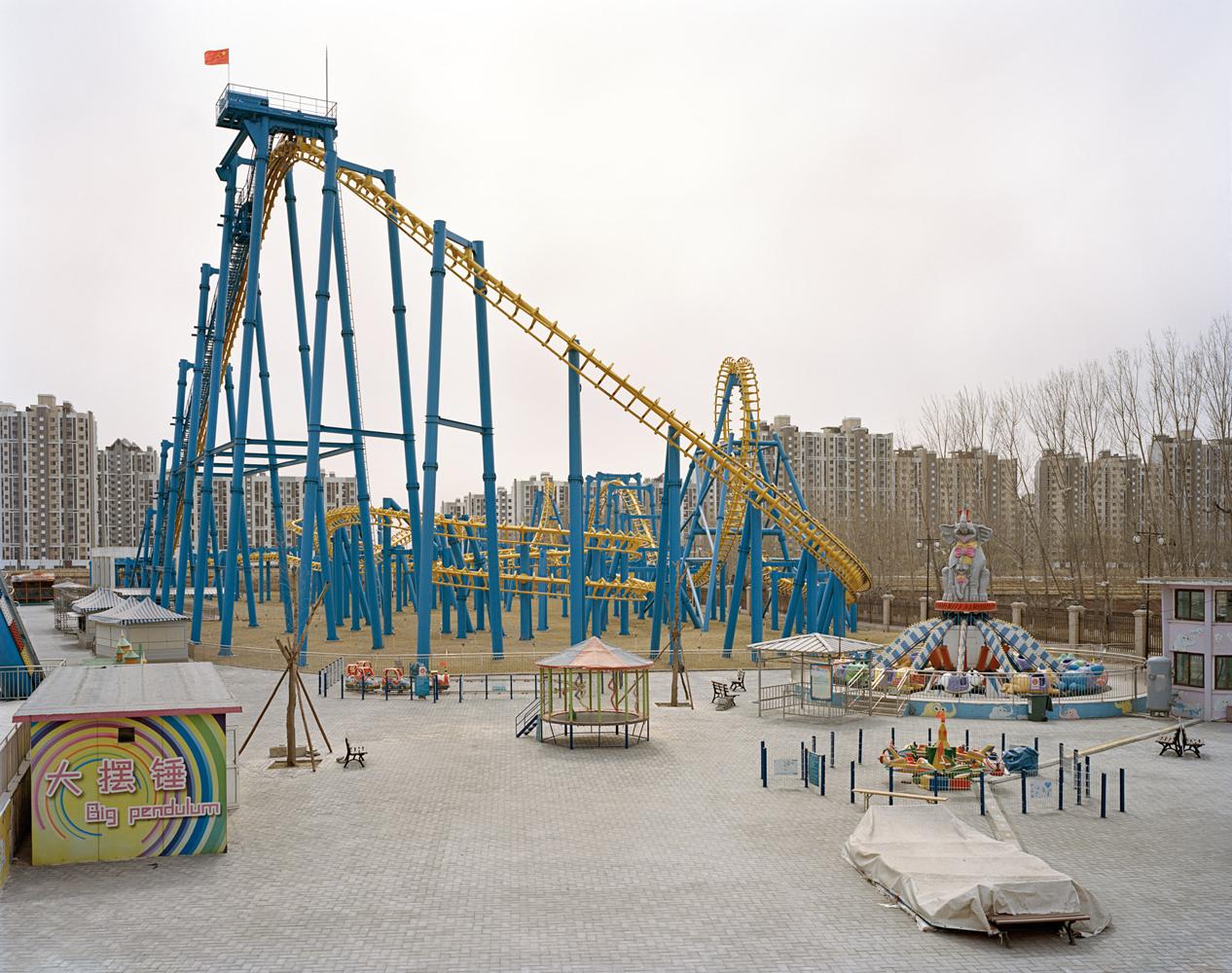 Xiedao Holiday Village ,   Beijing 2014 Archival Print su carta cotone cm 110 x 140 (60x80) ed 5