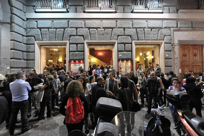 Artecinema 16 , 2011. Teatro Augusteo.