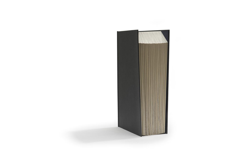 Good Book 2 ,2011 libro con pagine ripiegate a orecchie /pezzo unico /Unique Piece