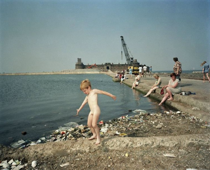 The Last Resort , Great Britain, England, New Bringhton, Mereseyside, 1983-86 c-type photograph,  51 x 61 cm uneditioned
