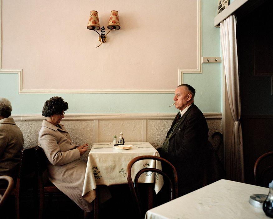 The Last Resort , GB. England. New Brighton, 1985 C-type photograph