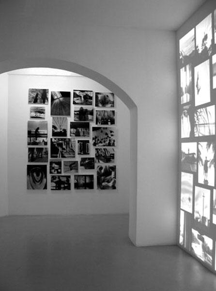 Raffaela Mariniello ,  Over and over , Roma 2005