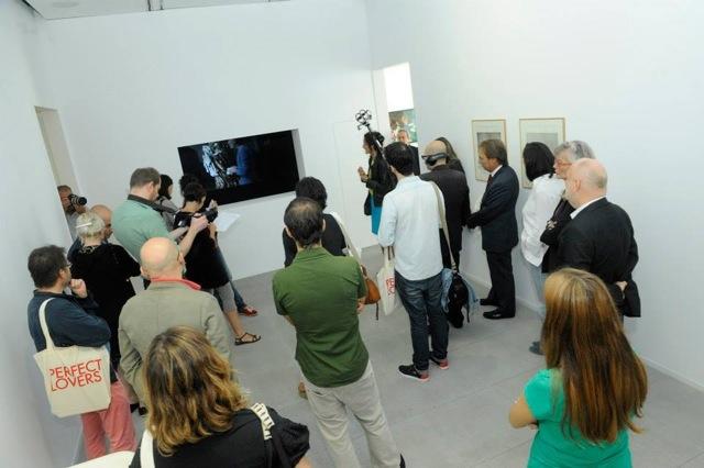 Presentation at Fundació Suñol, Barcelona 2014