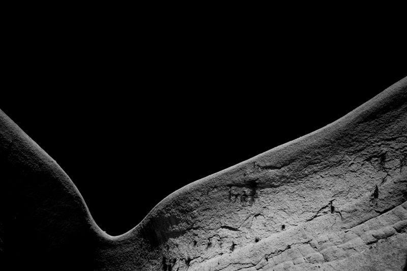 Valle di Güllü Dere  stampa lambda montata su gatorfoam cm 40 x 60, ed. 4/7