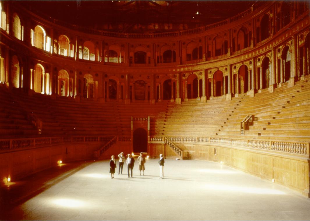 Parma, Teatro Farnese, 1985