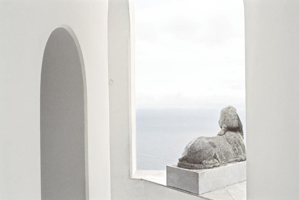 Capri, da  Paesaggio italiano , 1981