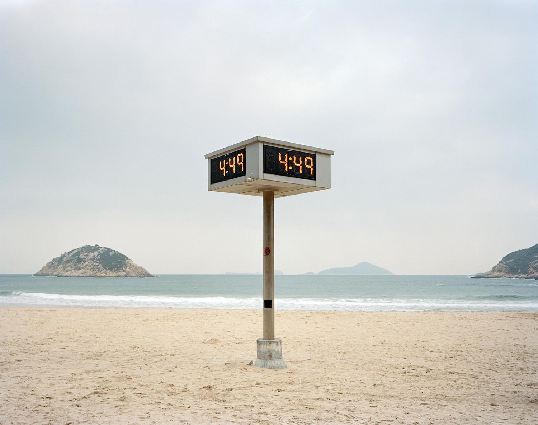 Shek O Beach, Hong Kong, 2015,Archival Print su carta cotone, cm 110x140, (60x80) ed 5