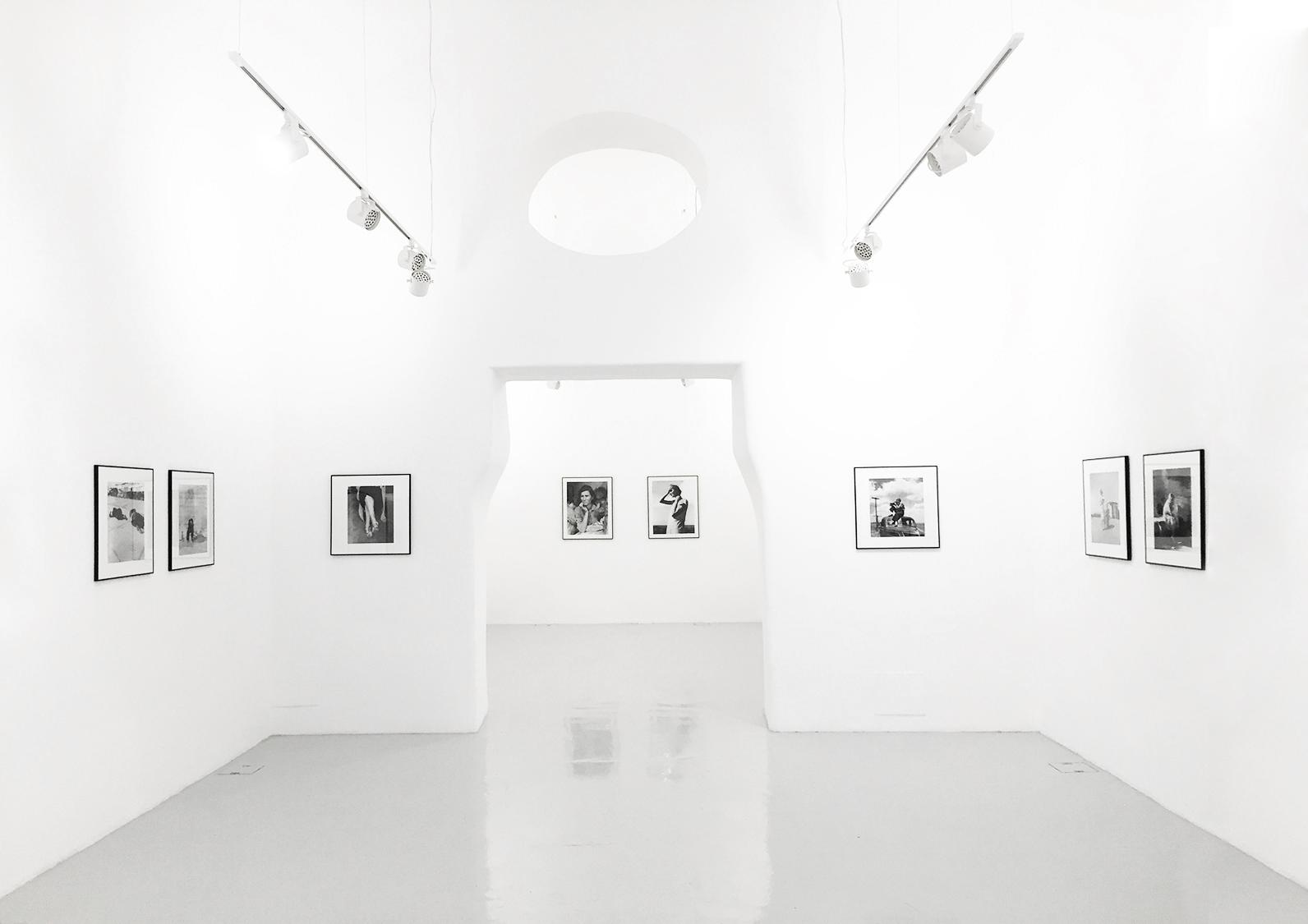 Dorothea Lange,  A Visual Life , installation view  9 giugno - 15 settembre 2016  -  comunicato stampa / press release   - catalogo / catalogue