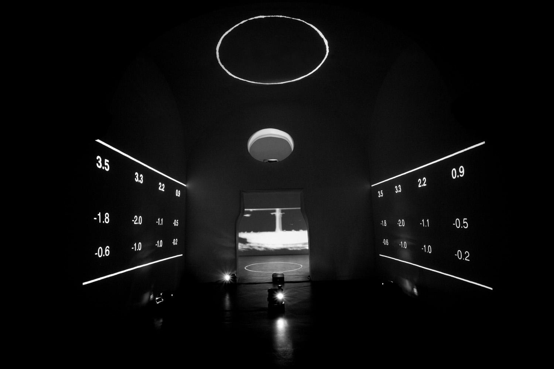 Lucia Romualdi & Francesco De Gregori, Soundings, per voce e cinematica