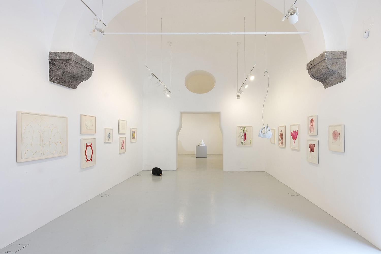 Louise Bourgeois,  Voyages Without a Destination, 2017 Installation view, Ph Francesco Squeglia © The Easton Foundation/SIAE  24 marzo - 17 giugno 2017   - comunicato stampa / press release