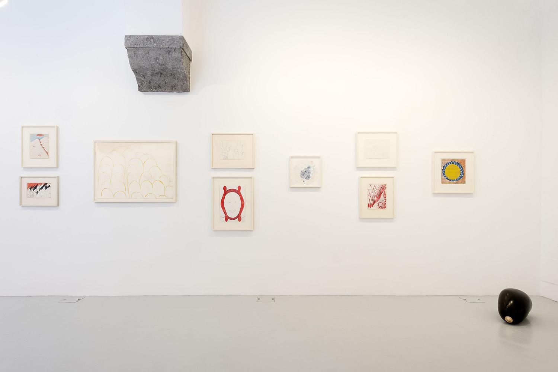 Installation view, Ph Francesco Squeglia © The Easton Foundation/SIAE