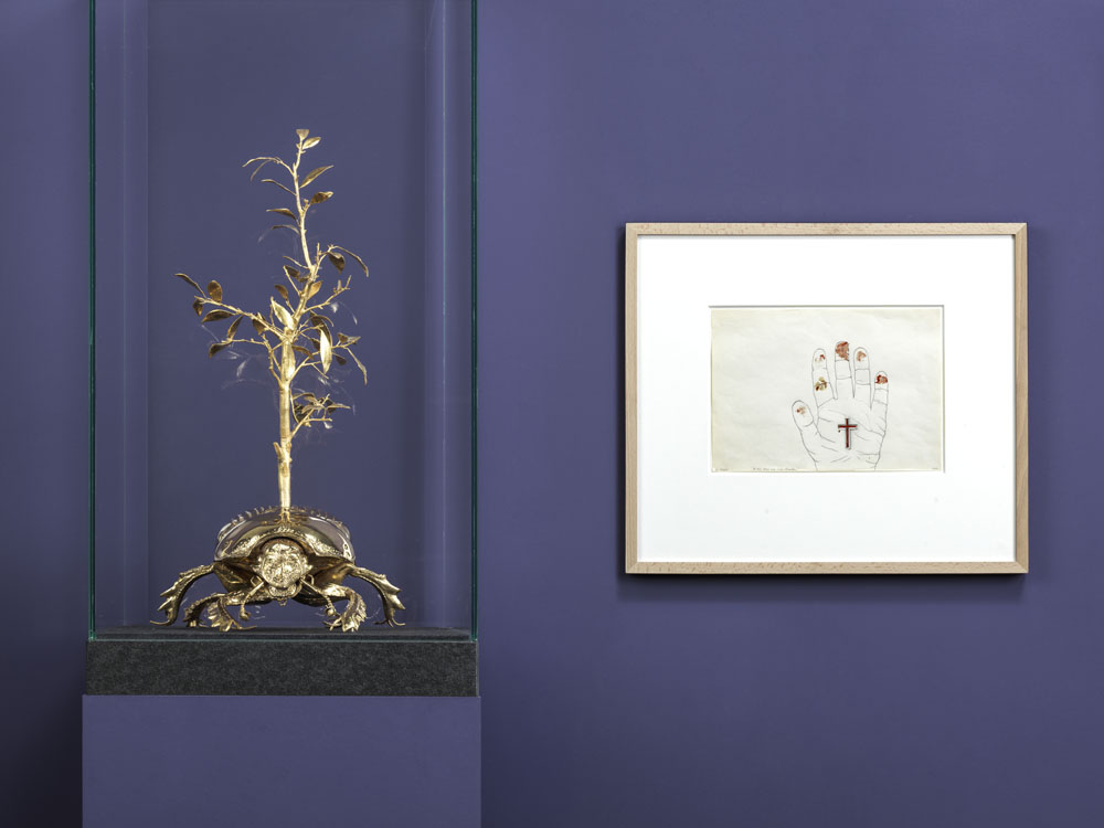 Jan Fabre_Oro Rosso_Museo e Real Bosco di Capodimonte_7095.jpg
