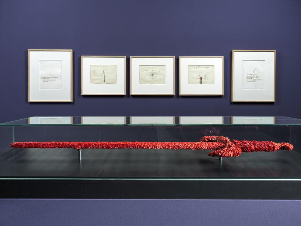 Jan Fabre_Oro Rosso_Museo e Real Bosco di Capodimonte_7130.jpg
