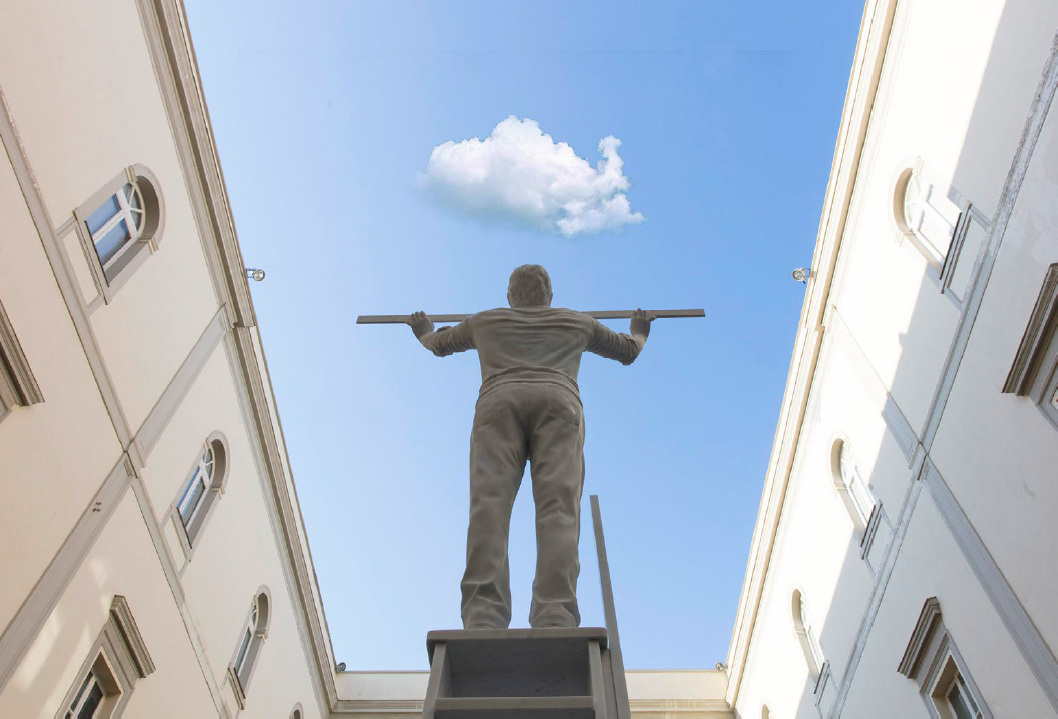 Jan Fabre. The Man who Measures the Clouds , Museo Madre, 30 March - 30 September 2019