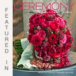 Ceremony Magazine Summit House Wedding