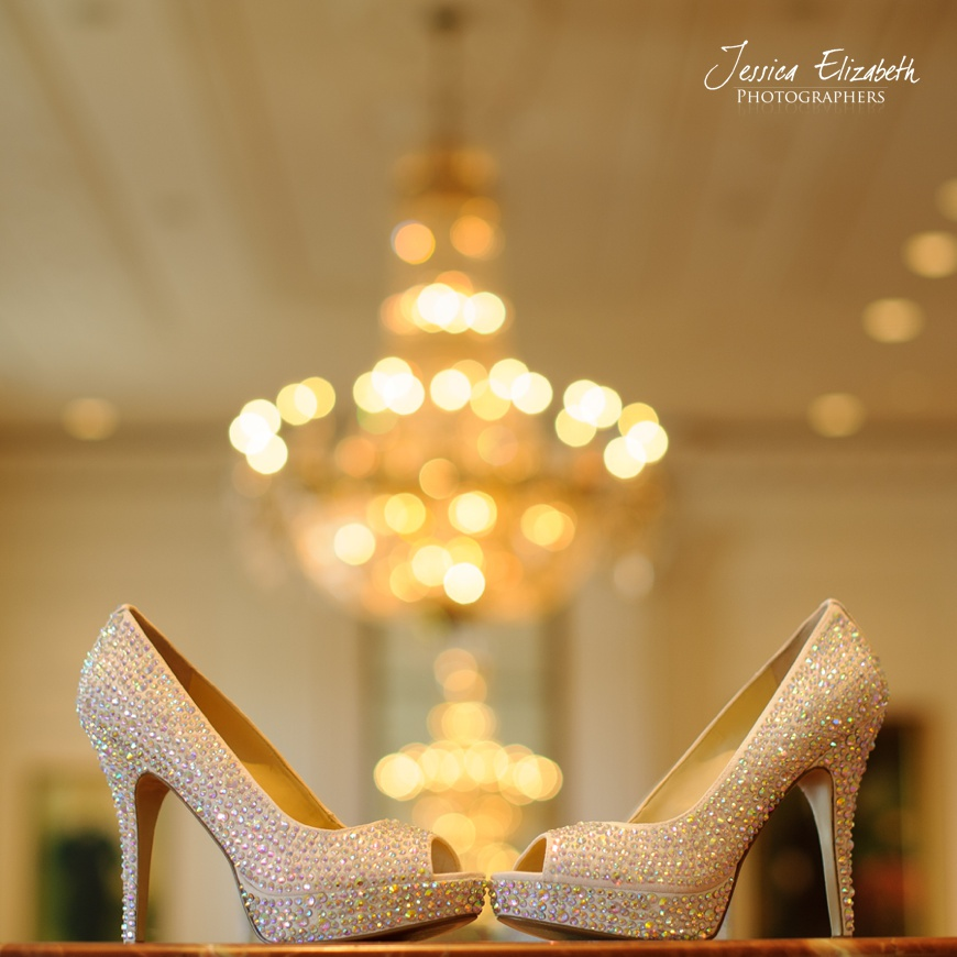 Bridal Shoes at Nixon Library