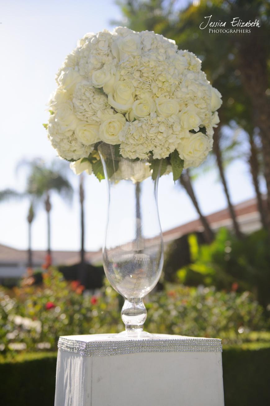 Ceremony Florals Nixon Library