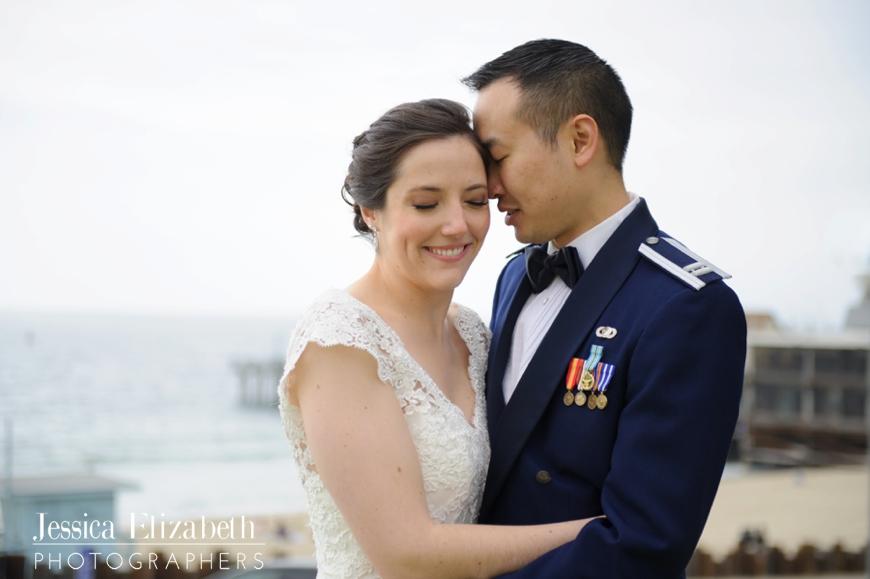 Redondo Beach Library Wedding Photography