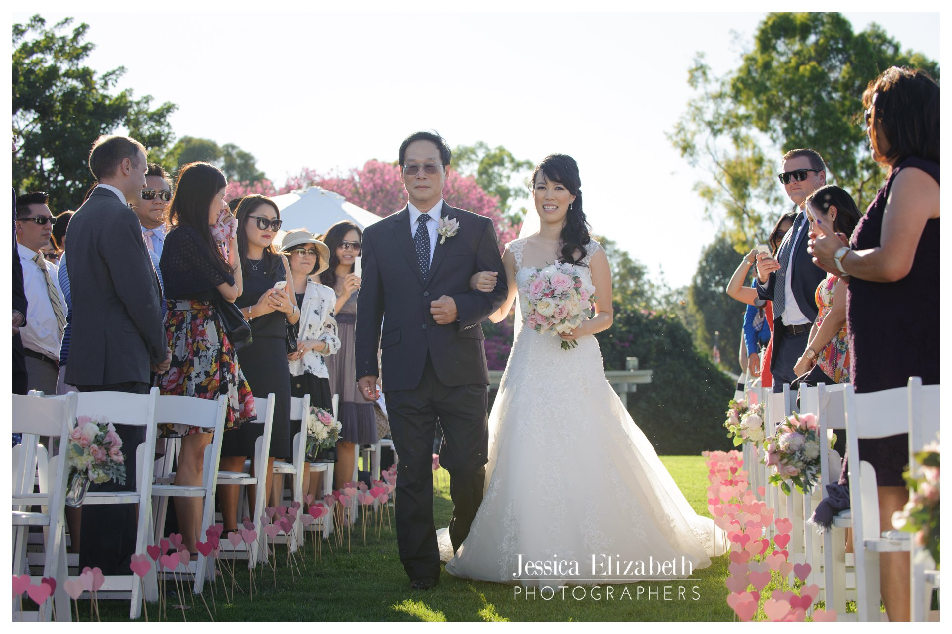 South Coast Botanic Garden Ceremony