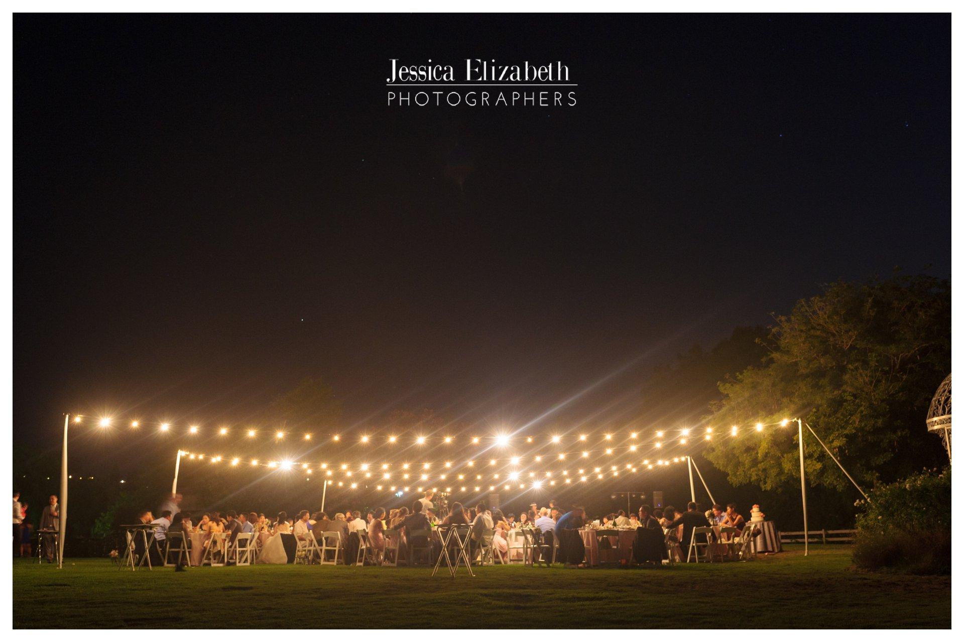 Wedding Reception South Coast Botanic Garden