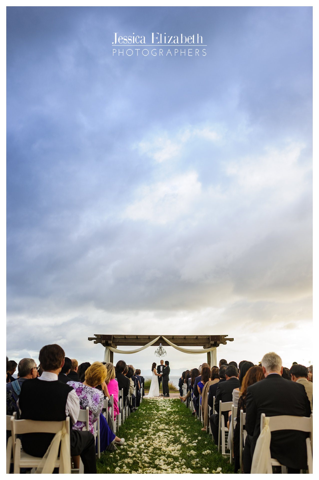 Terranea Resort Ceremony