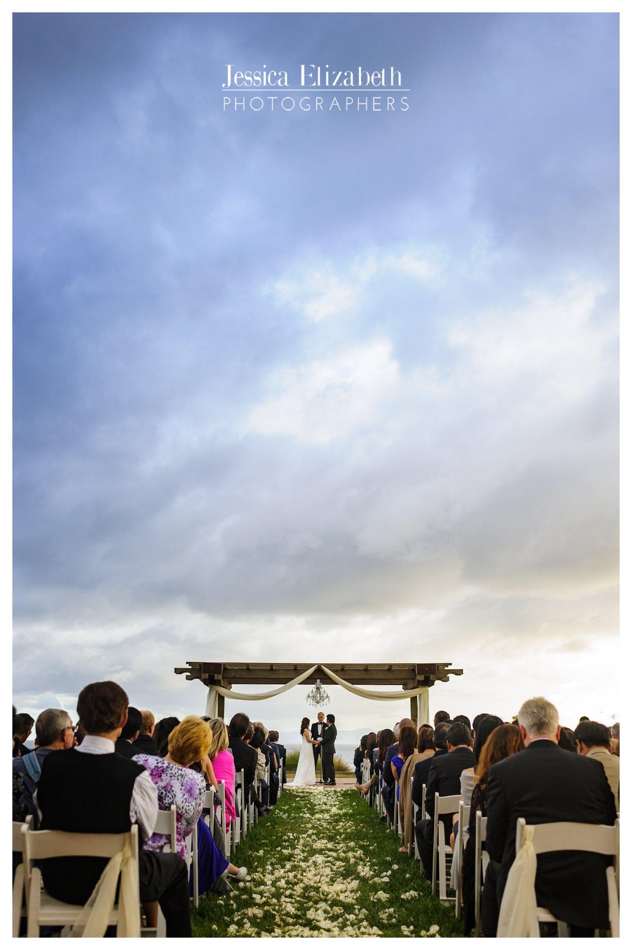 Terranea Resort Ceremony