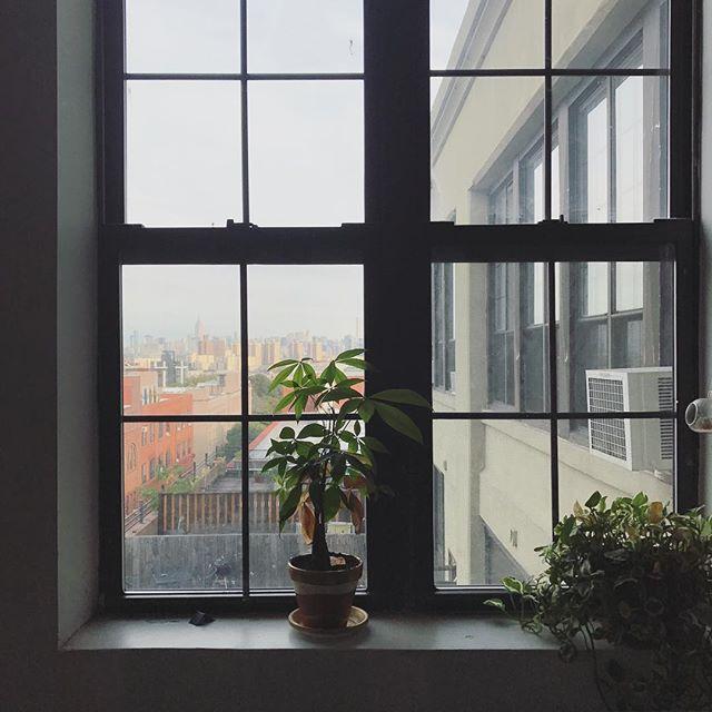 A clear morning in the big city.  #brooklyn #newyork #instagood #newyorkcity #life #newyork_instagram