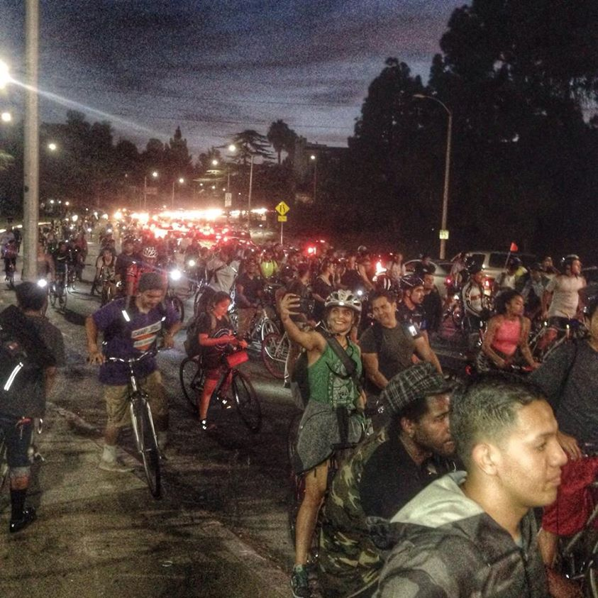 Choose to join the thousands of cyclists of all ages, types of bicycles and nearly all levels of skill exploring the Greater Los Angeles area cycling together in America's Largest Community Bicycle Ride.