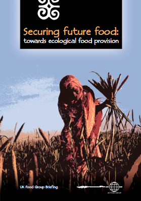 Shifting towards ecological food provision in order to secure future food for the world's predicted 9 billion people