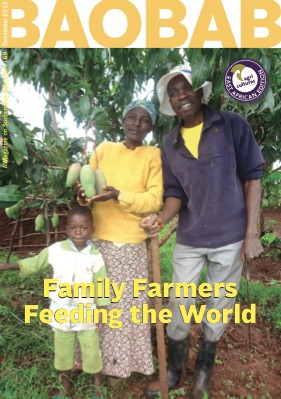 Ushering the International Year of Family Farming