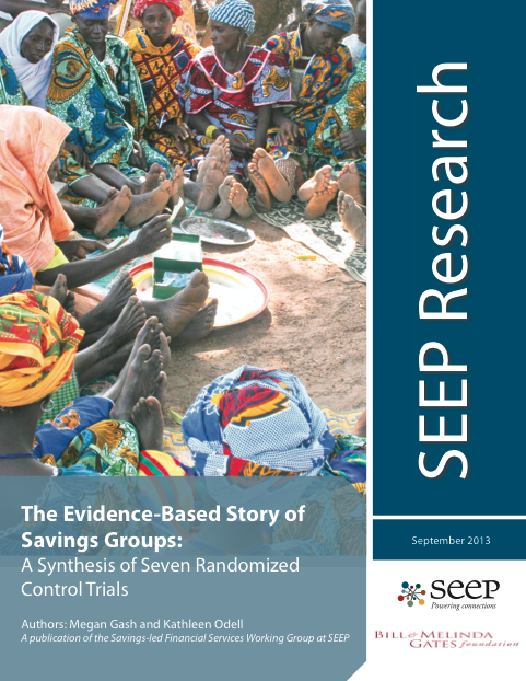 The Evidence-Based Story of Savings Groups