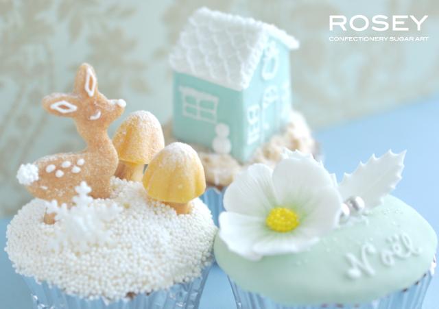 イメージ画像 クリスマス・カップケーキ&クッキー レベル:★☆☆